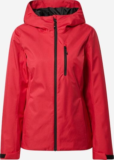 4F Zunanja jakna   roza / črna barva, Prikaz izdelka