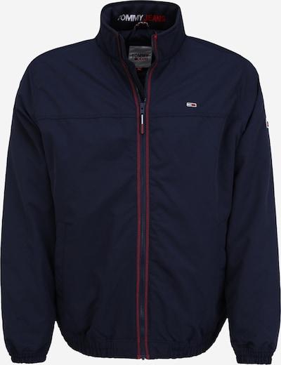 Tommy Jeans Plus Jacke in navy, Produktansicht