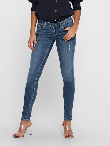 ONLY Jeans 'Onlcoral' in Blauw