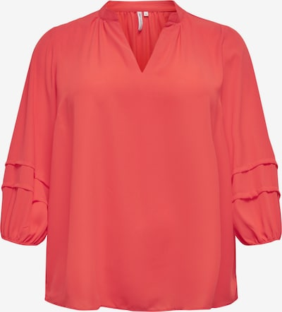 ONLY Carmakoma Bluse 'Tinga' in melone, Produktansicht