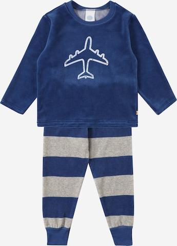 SANETTA Pidžaama, värv sinine