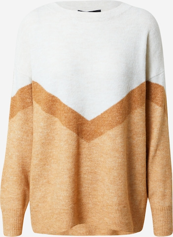 VERO MODA Sweater 'Gingo' in Beige