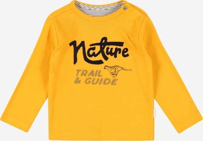 Tricou 'Taber' Noppies pe galben / negru / alb, Vizualizare produs