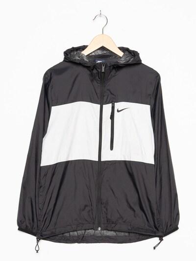 NIKE Regenmantel in M in schwarz, Produktansicht