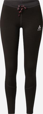ODLO - Pantalón deportivo en negro