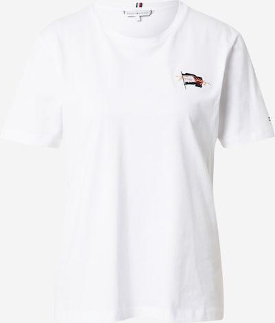 TOMMY HILFIGER Paita värissä yönsininen / kulta / punainen / valkoinen, Tuotenäkymä