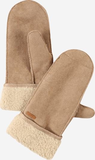 Barts Rukavice sa spojenim prstima 'Yuka' u sivkasto bež / svijetlosmeđa, Pregled proizvoda