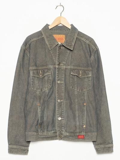 GUESS Jeansjacke in XXL in grey denim, Produktansicht
