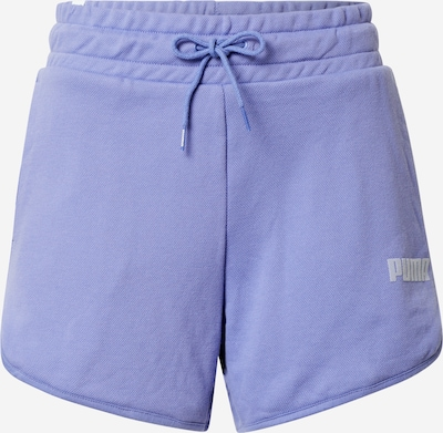 PUMA Sportovní kalhoty - fialová, Produkt