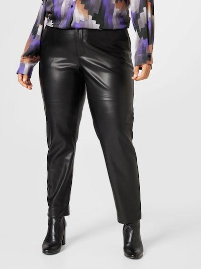 Vero Moda Curve Hose 'JANE' in schwarz, Modelansicht