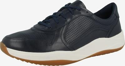 CLARKS Sneaker in blau, Produktansicht