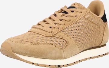 WODEN Sneakers 'Ydun Suede' in Brown