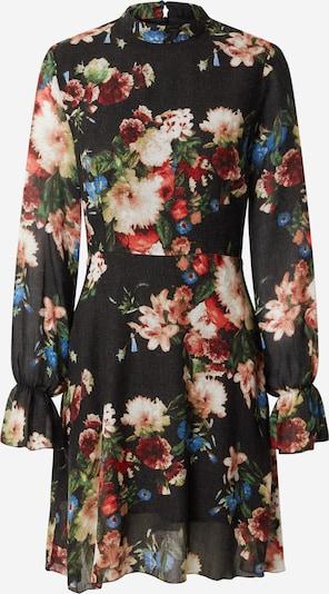 Trendyol Robe en mélange de couleurs / noir, Vue avec produit