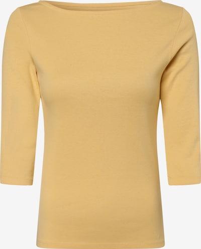 Brookshire Shirt in gelb, Produktansicht