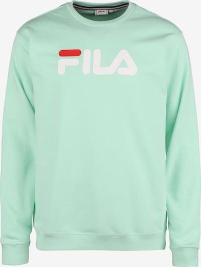 FILA Sweatshirt in mint, Produktansicht