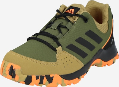 ADIDAS PERFORMANCE Low shoe in brown / green / coral / black, Item view