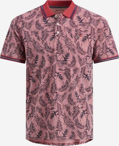 Marškinėliai iš JACK & JONES, spalva – antracito spalva / šviesiai raudona, Prekių apžvalga