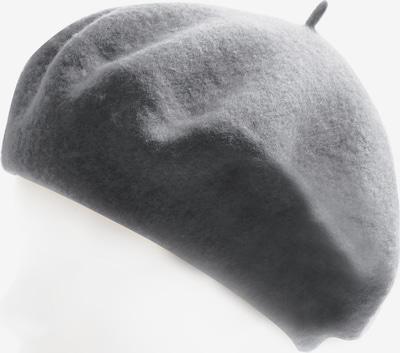 SAMAYA Baskenmütze 'BASNOS' in grau, Produktansicht