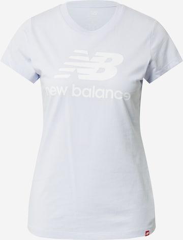 new balance T-Shirt in Blau