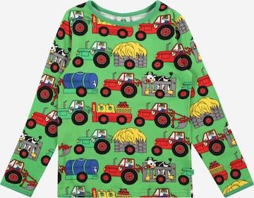 T-Shirt 'Tractor' Småfolk en vert
