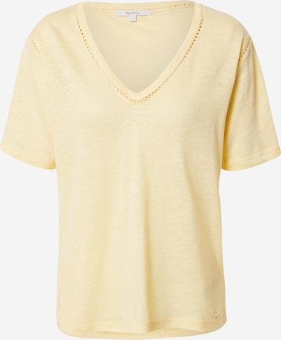 Marškinėliai 'ANETTES' iš Pepe Jeans, spalva – oranžinė: Vaizdas iš priekio