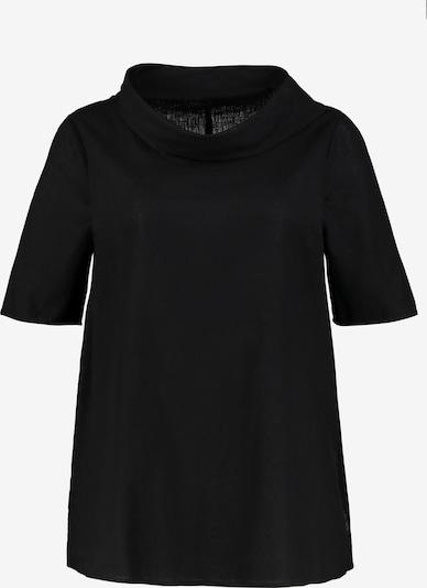 Ulla Popken Blouse in de kleur Zwart, Productweergave