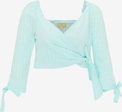 MYMO Bluse in pastellblau, Produktansicht