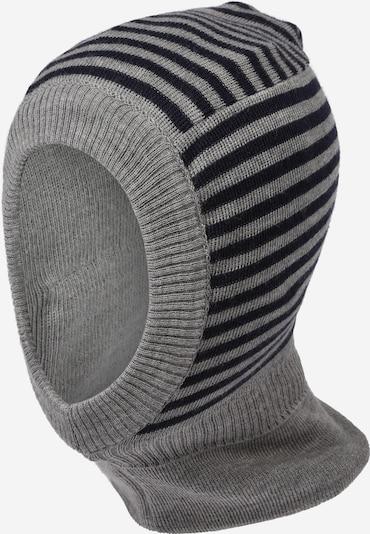 MAXIMO Gorra 'ANDI-Schlupfmütze, Zipfel' en gris oscuro, Vista del producto