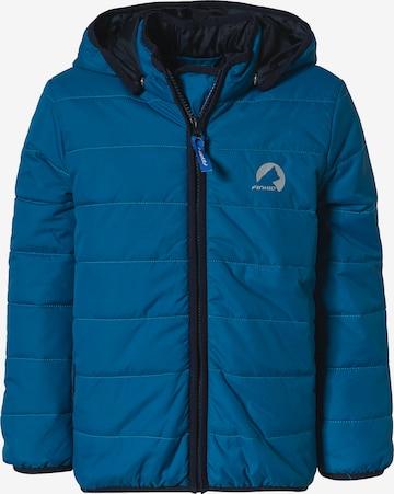 FINKID Performance Jacket 'VANUKAS' in Blue