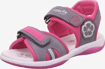 Sandales 'Sunny' SUPERFIT en rose