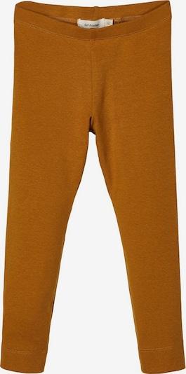 NAME IT Leggings 'NMFGAYA' in ocker, Produktansicht