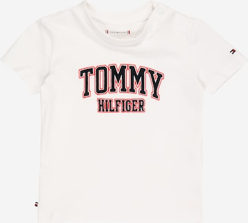 TOMMY HILFIGER Shirt in White