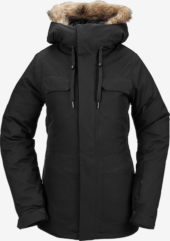 Volcom Athletic Jacket 'Shadow' in Black