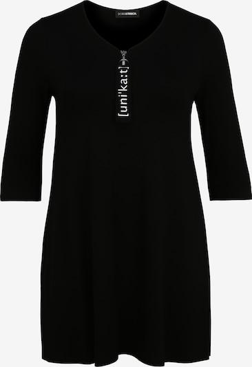 Doris Streich Tuniek in de kleur Zwart, Productweergave