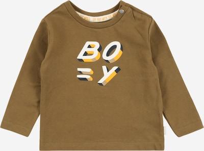 Noppies Shirt 'Tring' in oliv / weiß, Produktansicht