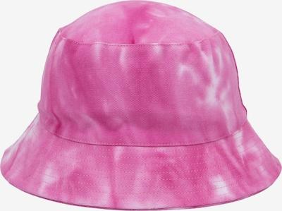 Six Hut in pink / weiß, Produktansicht