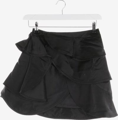 JW Anderson Seidenrock in S in schwarz, Produktansicht