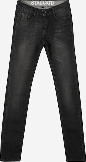 STACCATO Jean en noir denim, Vue avec produit