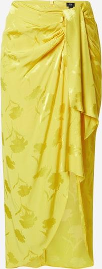 River Island Falda en amarillo, Vista del producto