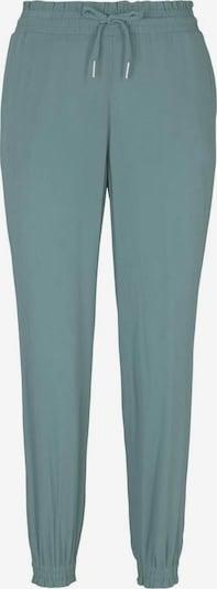 Pantaloni modello harem TOM TAILOR DENIM di colore giada, Visualizzazione prodotti