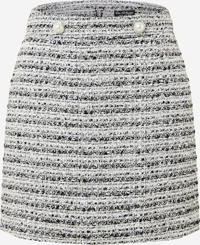 Miss Selfridge Sukně 'Boucle' - šedá / antracitová, Produkt