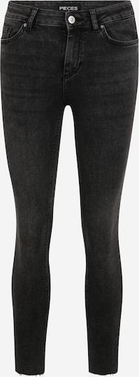 Pieces Petite Jeans 'DELLY' i mörkgrå, Produktvy