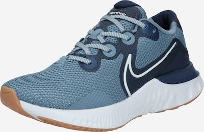 Bėgimo batai 'Renew' iš NIKE , spalva - mėlyna / tamsiai mėlyna / balta, Prekių apžvalga