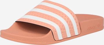 Zoccoletto 'Adilette' di ADIDAS ORIGINALS in rosa