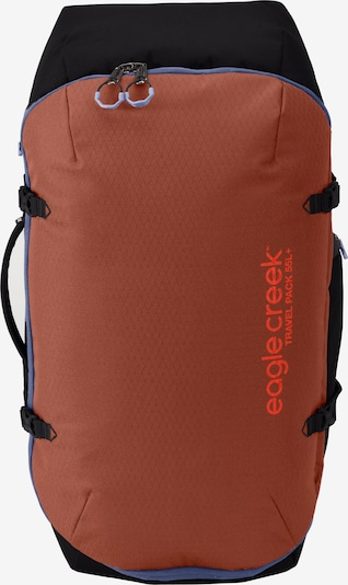 EAGLE CREEK Rucksack 'Tour Travel' in blau / orange / schwarz, Produktansicht