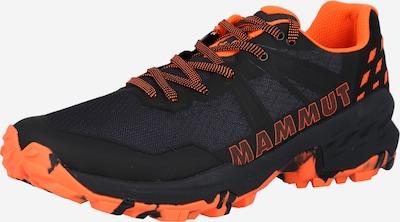 MAMMUT Zapatos bajos 'Sertig II' en naranja / negro, Vista del producto