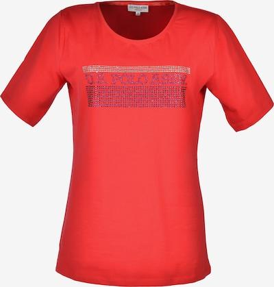 U.S. POLO ASSN. T-Shirt in rot, Produktansicht
