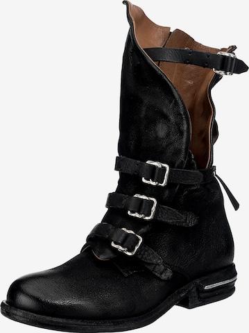 A.S.98 Stiefel 'Boots' in Schwarz