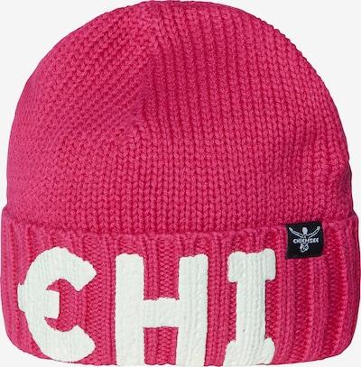 CHIEMSEE Gorro deportivo 'Vesuv' en rosa / blanco, Vista del producto