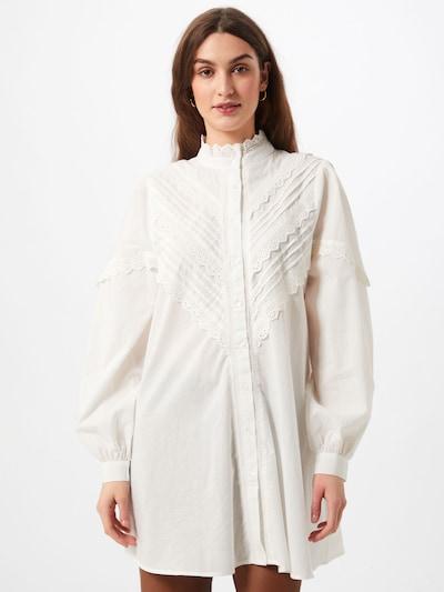 KAREN BY SIMONSEN Pusero 'Rita' värissä valkoinen, Mallinäkymä